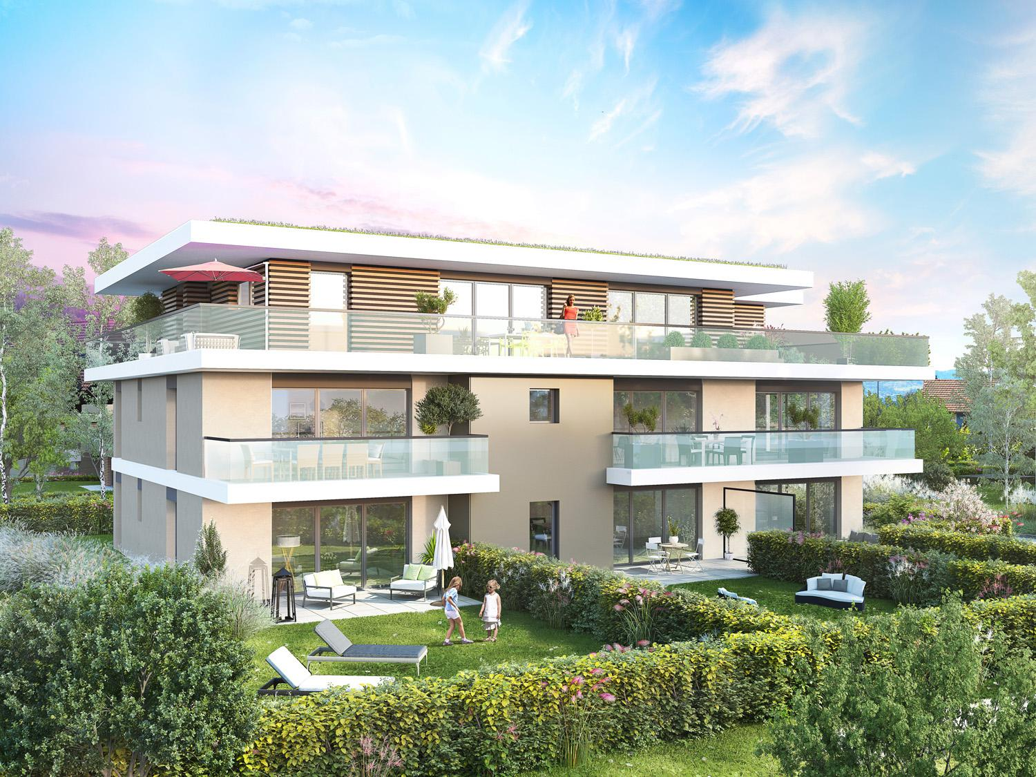 AnaHome Immobilier - Perrignier