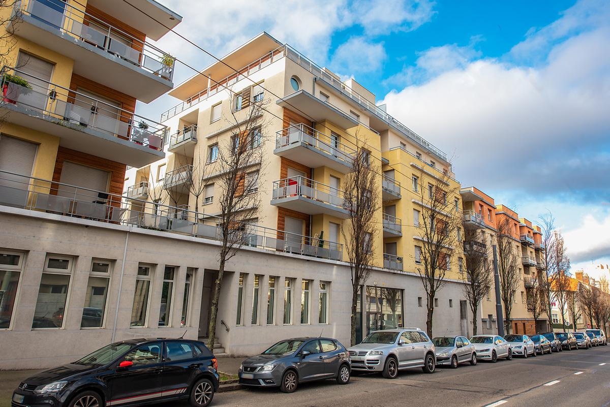 Carré Haussmann Saint Etienne AnaHome Immobilier
