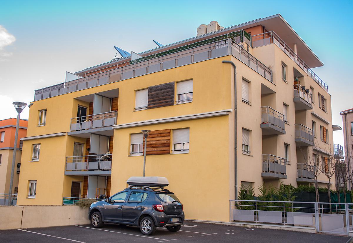 Carré Haussmann Saint Etienne AnaHome Immobilier 4