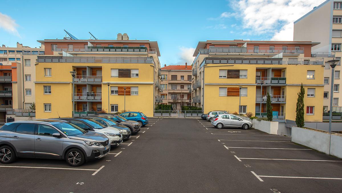 Carré Haussmann Saint Etienne AnaHome Immobilier 5