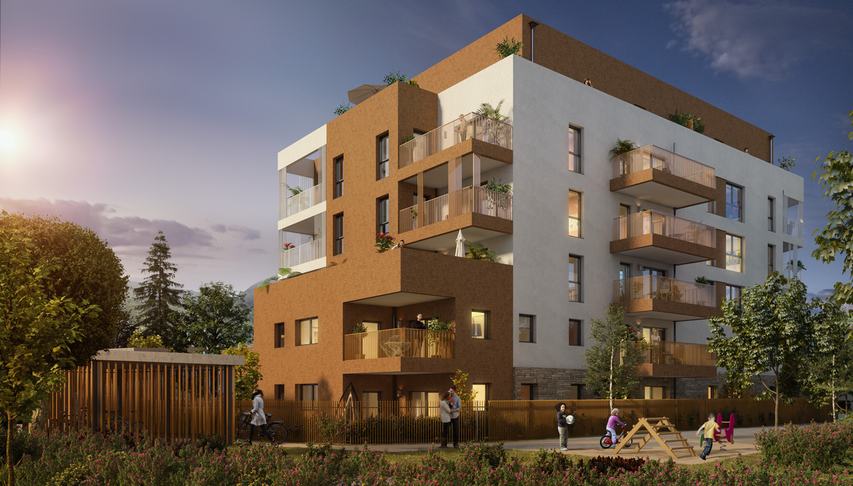 AnaHome Immobilier Le Rubis Cluses