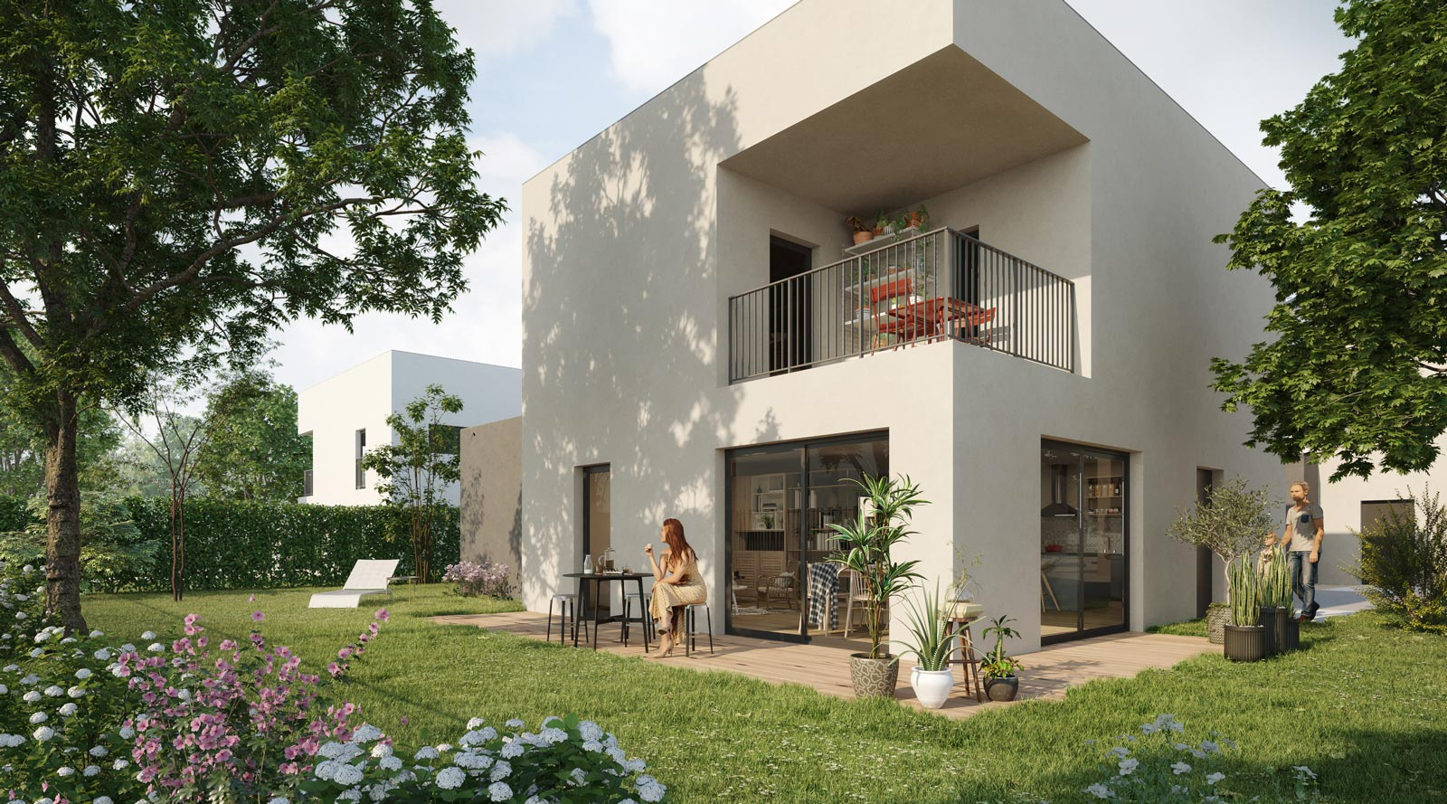 AnaHome Immobilier Jardins de Brévenne Dardilly