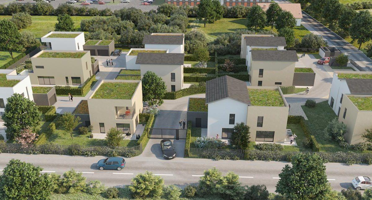 AnaHome Immobilier Jardins de Brevenne Dardilly 2