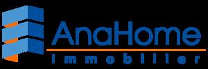 AnaHome Immobilier logo 2019