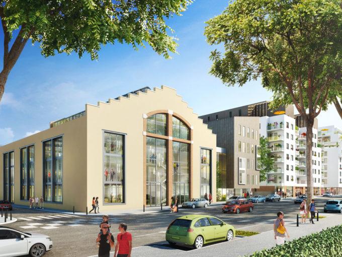 AnaHome Immobilier Halles Berliet Lyon