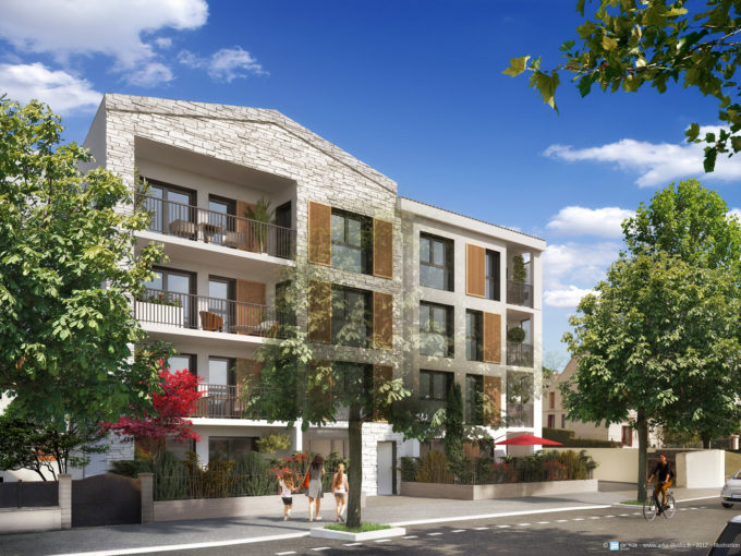 AnaHome Immobilier Le 34 Bois d'Arcy