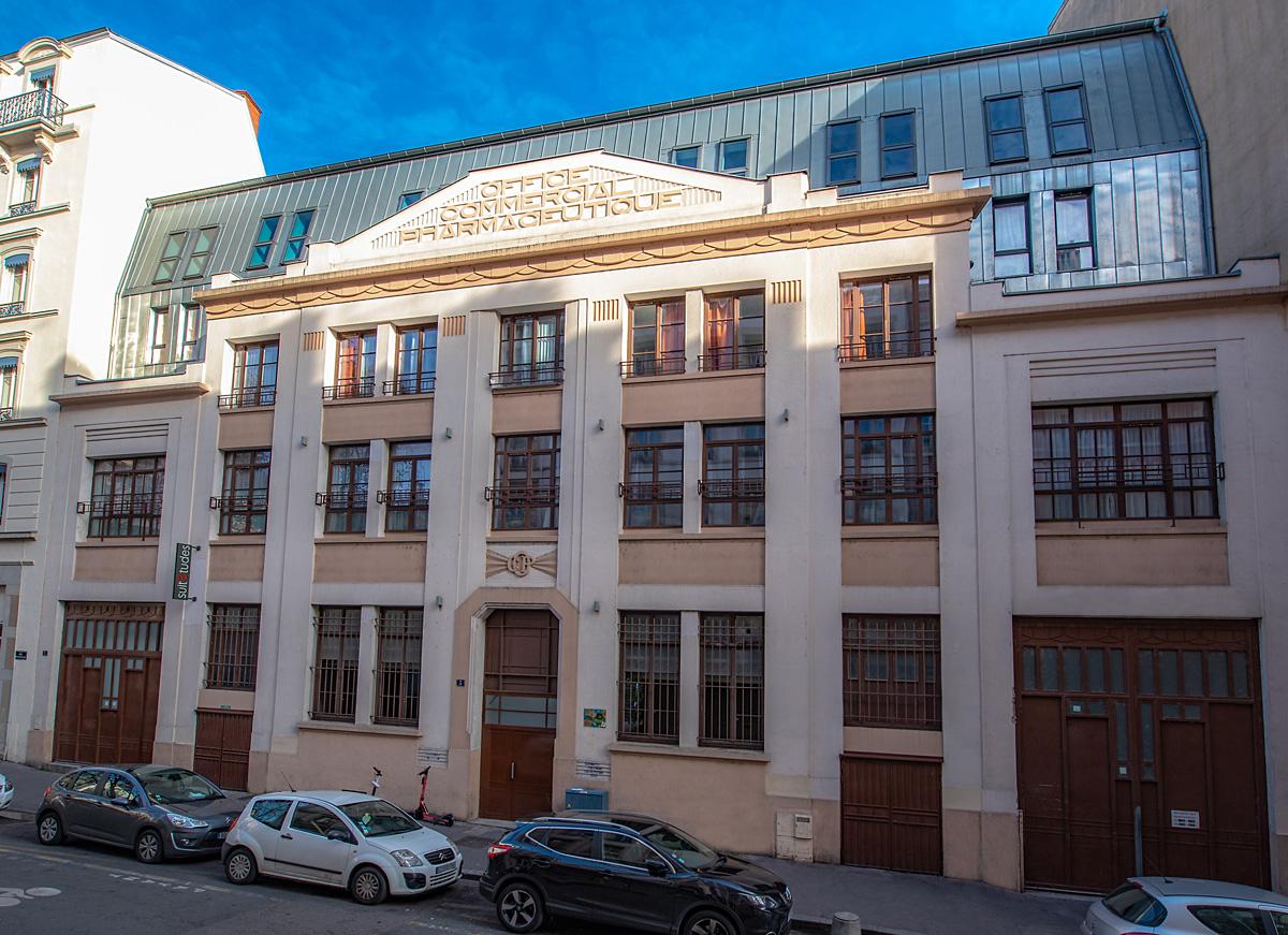 Résidence étudiante Stud'air AnaHome Immobilier Lyon 1