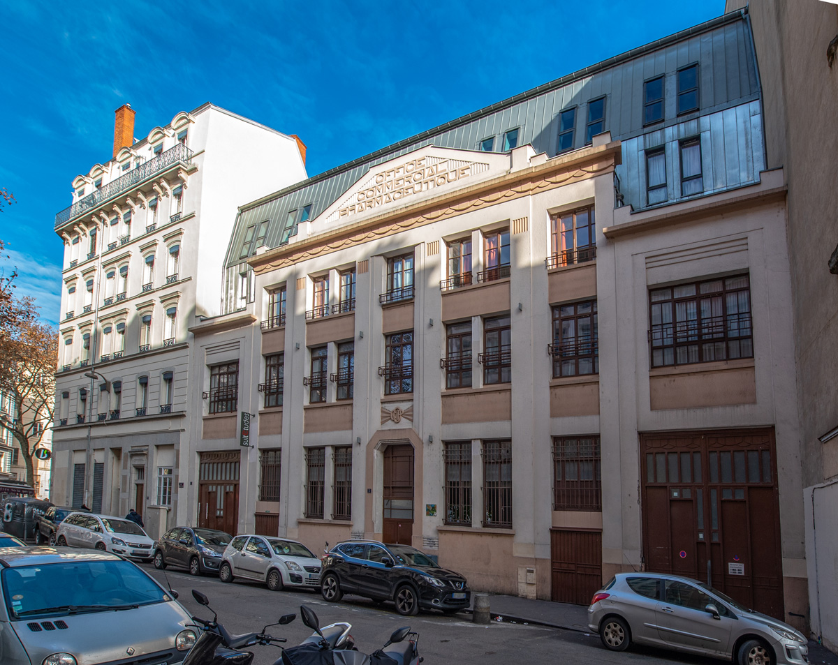 Résidence étudiante Stud'air AnaHome Immobilier Lyon 2