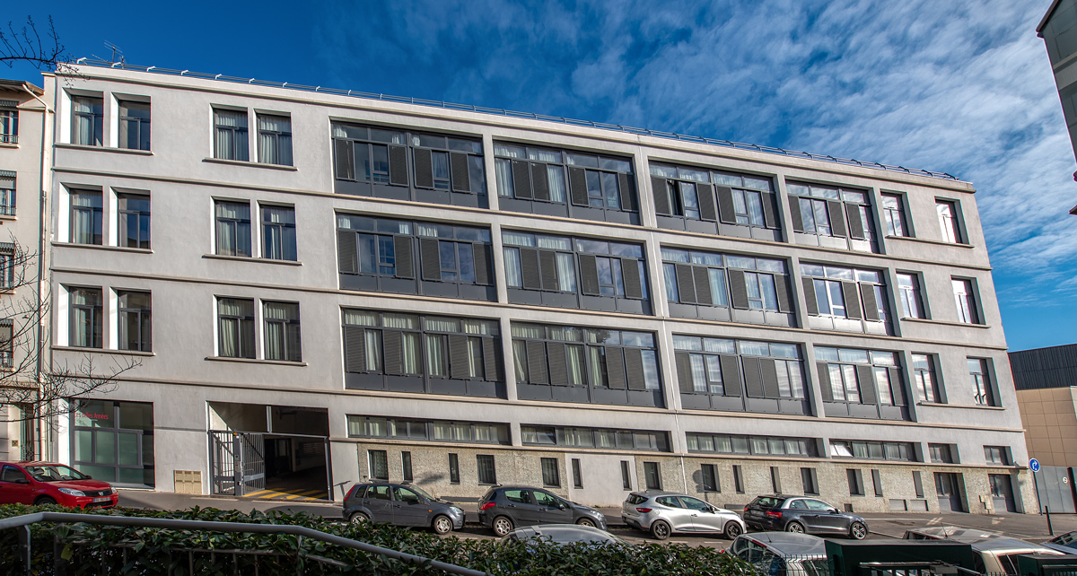 Résidence étudiante Victorian Park Lyon 7 AnaHome Immobilier 2