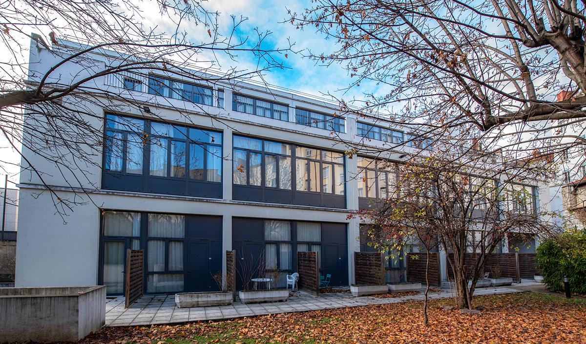 Résidence étudiante Victorian Park Lyon 7 AnaHome Immobilier 4