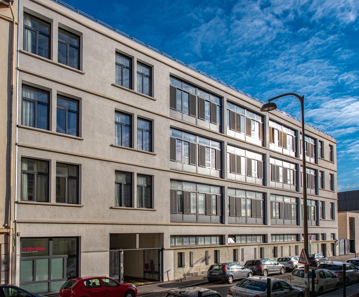 Résidence étudiante Victorian Park Lyon 7 AnaHome Immobilier 1