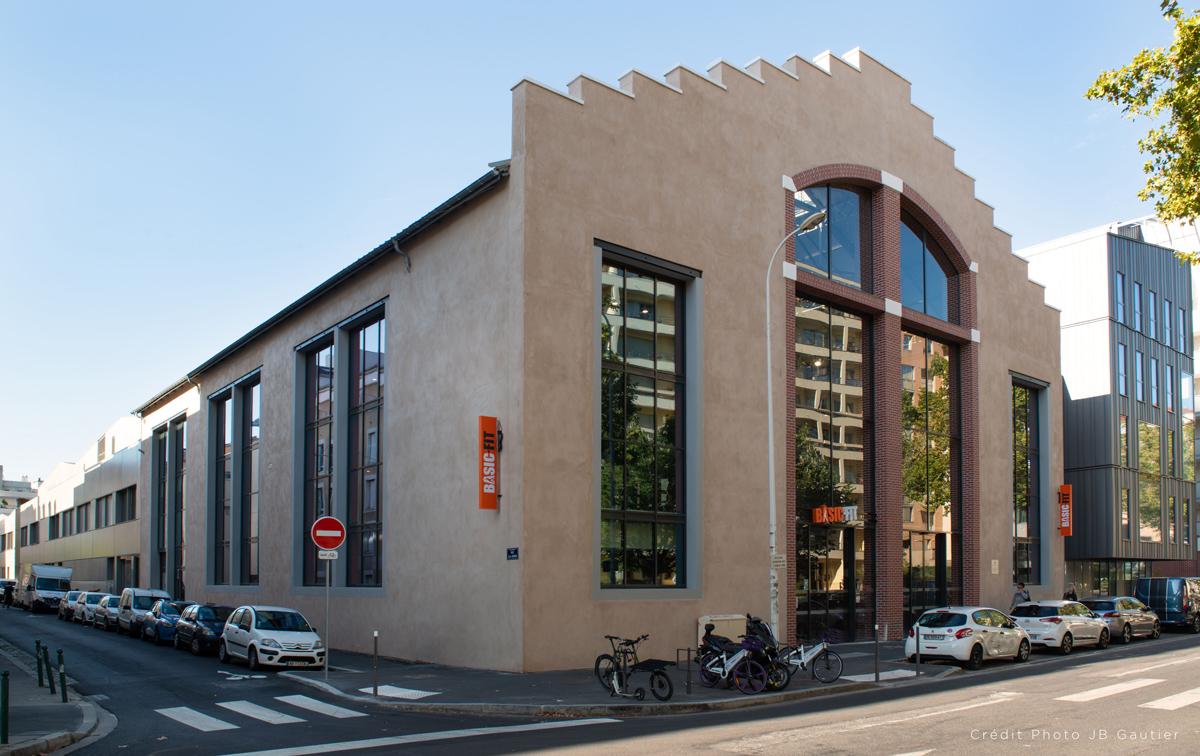 Halles Marius Berliet Le Blend Lyon 8 AnaHome Immobilier 3