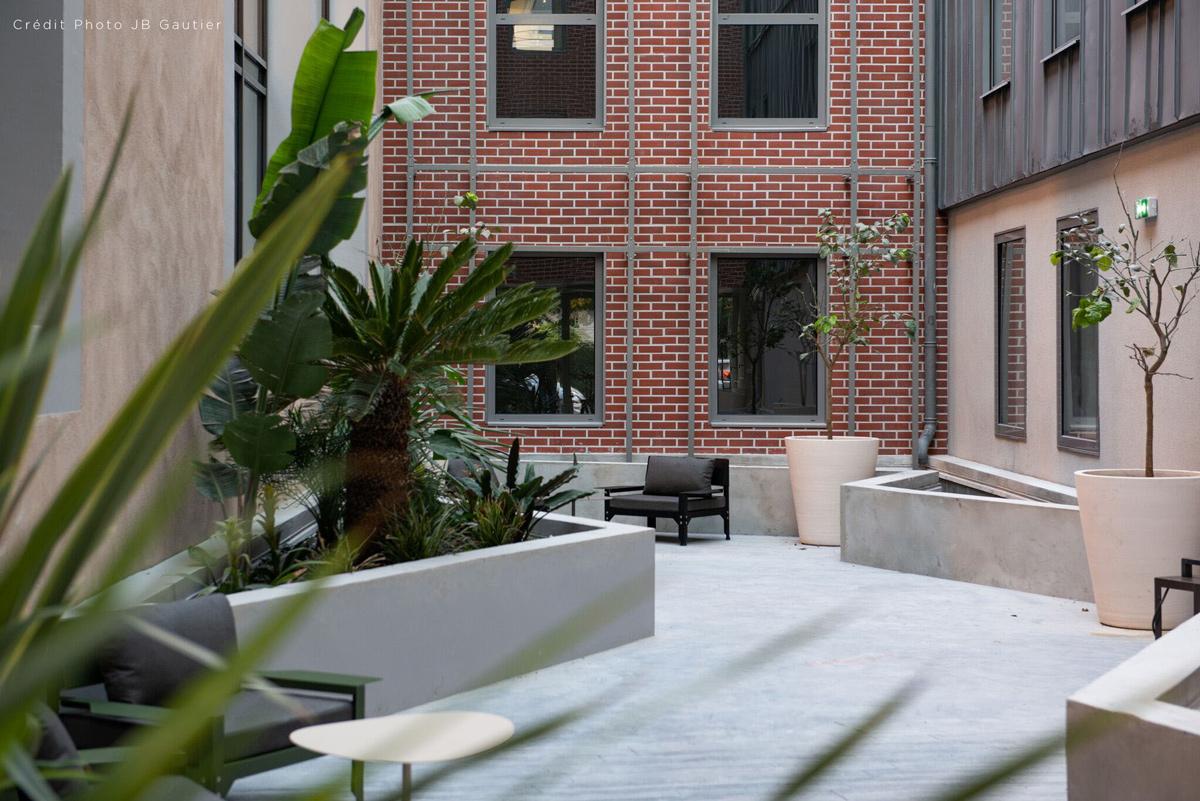 Halles Marius Berliet Le Blend Lyon 8 AnaHome Immobilier 4