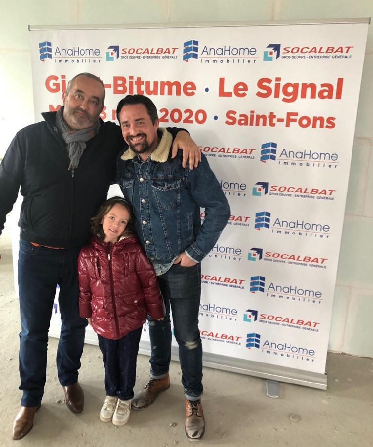 Gigot Bitume AnaHome Immobilier Le Signal Saint Fons
