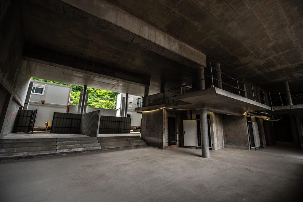 Chantier Le Blok siège social anahome immobilier lyon Mai 2020 1