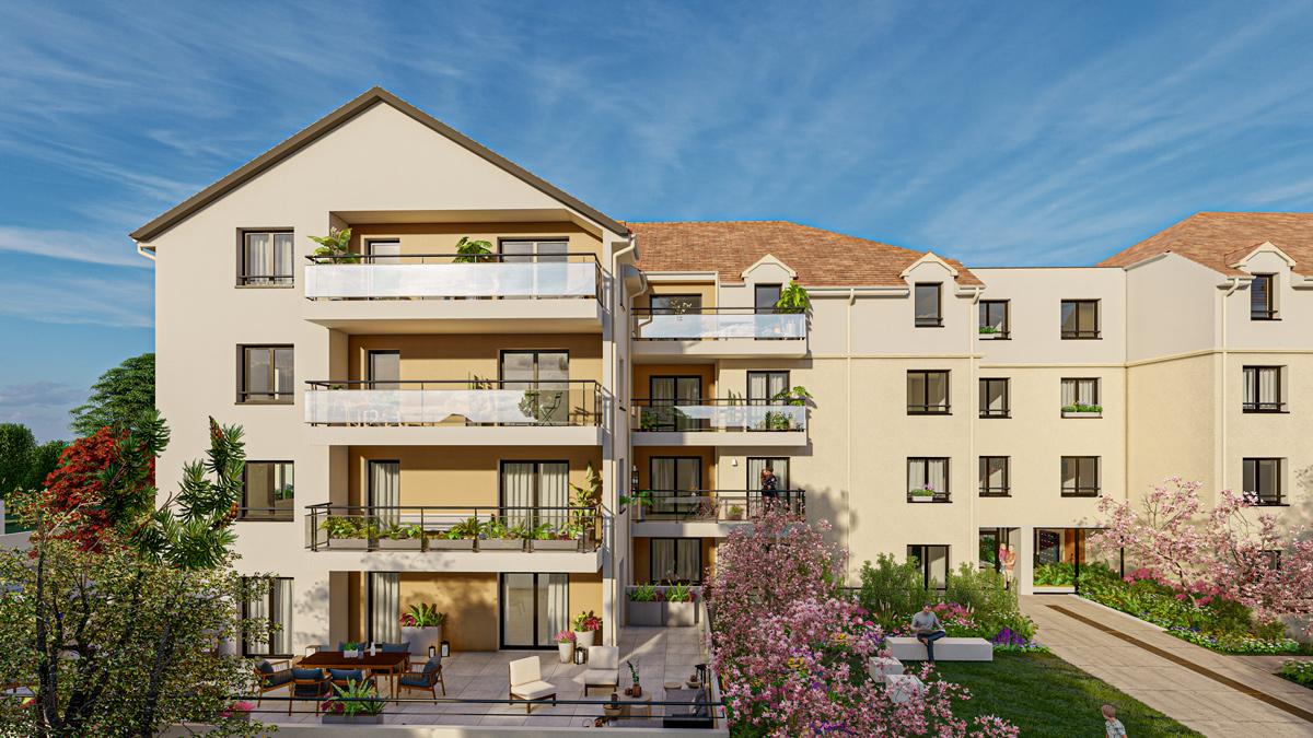 AnaHome Immobilier - Résidence Béléna Beaune 10